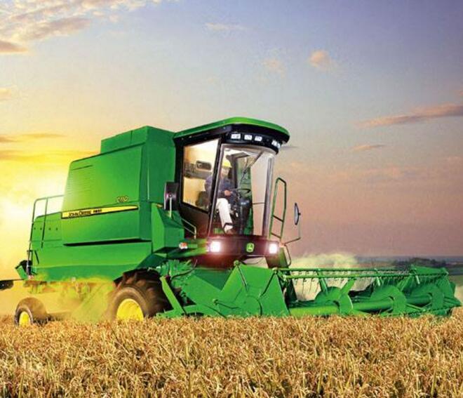 俄罗斯莫斯科农业机械展览会Agrosalon