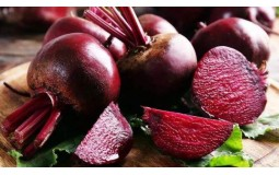 甜菜根新鲜现挖甜菜头5斤装紫菜红甜菜农家产品蔬菜红根菜头 2.5kg