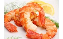 冷冻阿根廷红虾 L1(大号) 2kg 30-40只 大虾 原装进口 海鲜水产 火锅食材