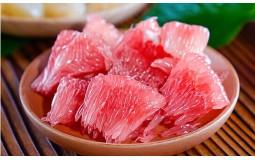 福建平和琯溪红肉蜜柚 红心柚子 4-5斤 新鲜水果 产地直采